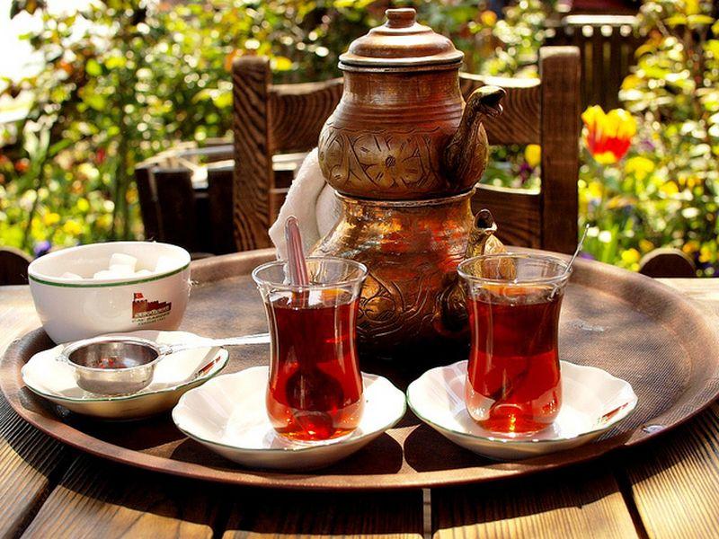 Для чая турция